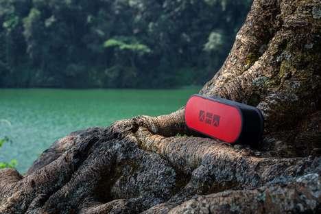Waterproof Affordable Bluetooth Speakers