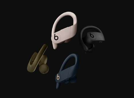 Durable Fitness-Ready Earbuds