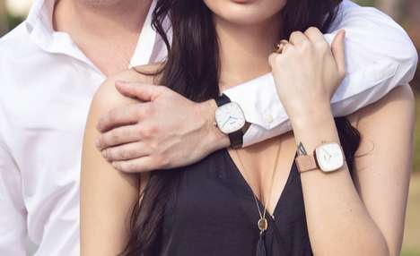 Hybrid Designer Smartwatches