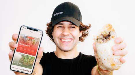 YouTuber Burrito Promotions