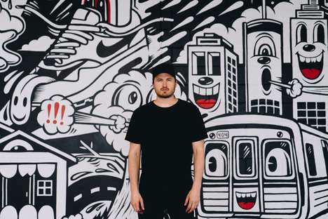Pop-Up Artist Collaborations