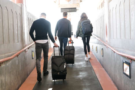 Top 40 Travel Trends in April - From Functional Commuter Backpacks to Spacious Rustic Ski Resorts
