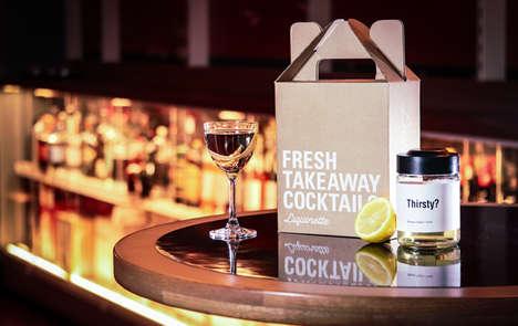 Fresh Cocktail Deliveries