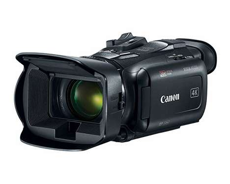 Pro-Grade UHD Camcorders