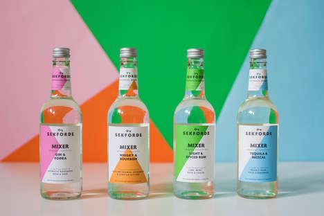 Spirit-Specific Cocktail Mixers