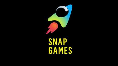 Social Network Game Services - Snap Games Lets Users Play with Friends Directly from the App