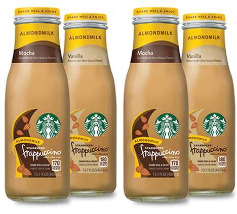 Prepackaged Non-Dairy Coffees