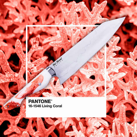 Celebratory Pantone Kitchen Utensils