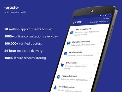Practical Medical Service Apps