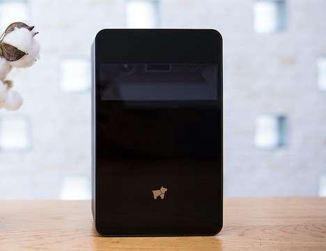 Interactive Touchscreen Projectors