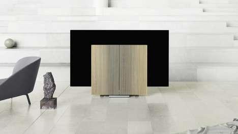 Fashionable Folding TV Sets