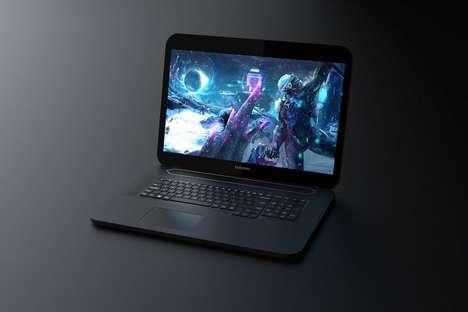 Subtle Gaming Laptops