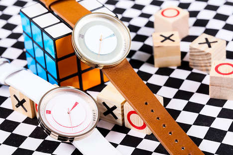 Retro Video Game-Inspired Timepieces