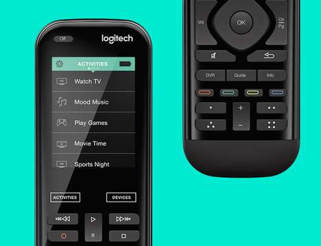Holistic Home Entertainment Remotes