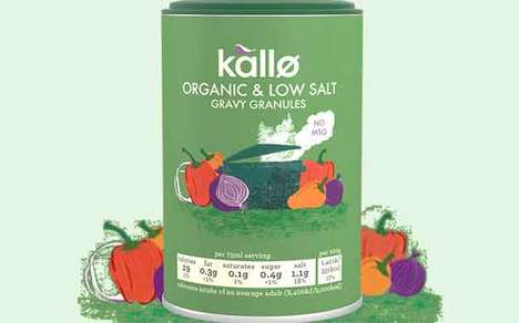 Versatile Vegan Gravy Granules