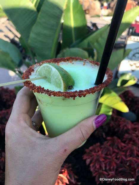 Dessert-Themed Margaritas