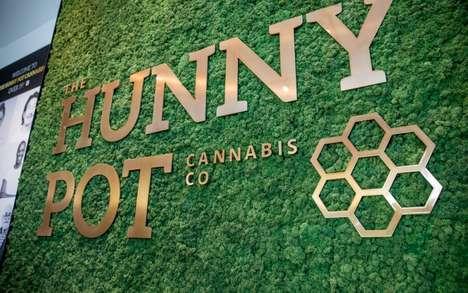 Design-Forward Cannabis Retailers