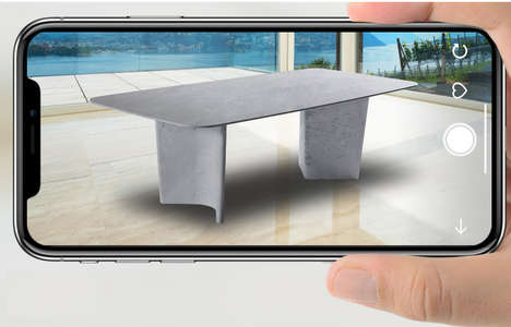 AR Furniture Previews