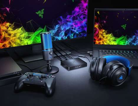 eSports Game Streaming Devices - The Razer Ripsaw HD Game Capture Card Records Wins and Losses