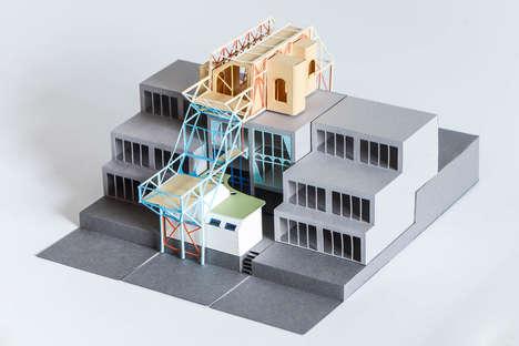 Adaptable Urban Co-Living Units