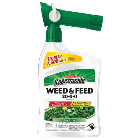 Weed-Eliminating Plant Foods