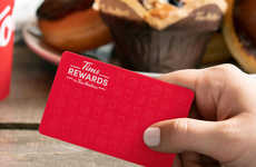 Coffee Brand Loyalty Programs - The Tim Hortons Tims Rewards Program will launch in the US