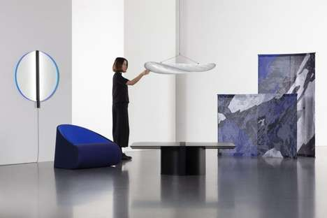 Futuristic Flat-Pack Furniture Lines