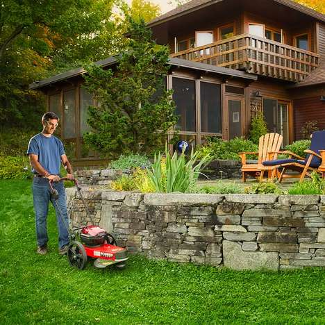 Battery-Powered Lawn Trimmers