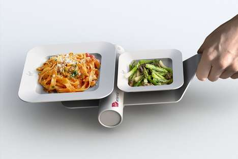 Reimagined Airplane Dining Experiences