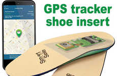 In-Shoe GPS Trackers