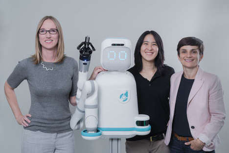 Healthcare Provider-Supporting Robots