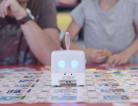 Robotic Coding Board Games