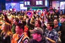 Entertaining Pop-Up eSports Bars