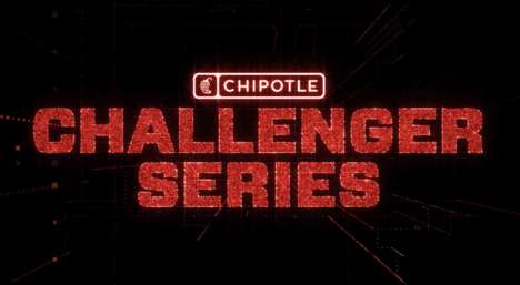 QSR-Sponsored eSports Competitions - Chipotle, DreamHack & ESL Collaborate on the Challenger Series