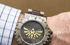 Fantastical Video Game Watches