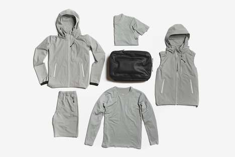 Explorer-Curated Packable Clothing