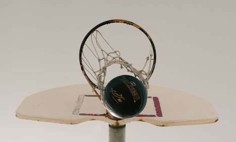 Athlete-Backed Limited Edition Basketballs - The Spalding X Kobe Bryant Boasts Mamba Snakeskin