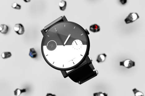 Chinese Philosophy-Inspired Timepieces