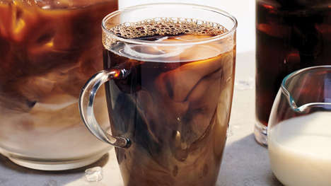 Full-Bodied Bakery Cold Coffees