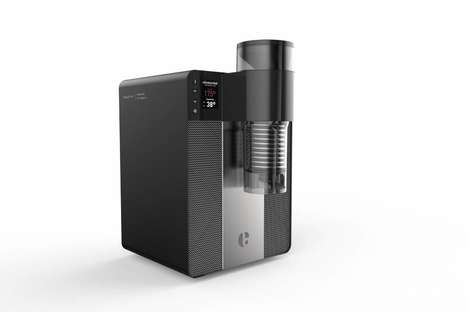 Commercial-Grade Cold Coffee Brewers