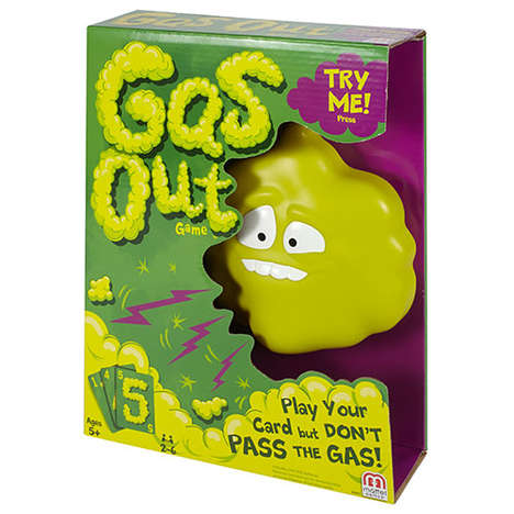 Flatulence-Inspired Kids Games