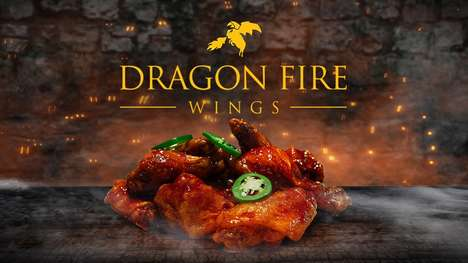 Fantasy Series Chicken Wings
