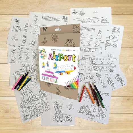 Imaginative Cardboard Kits