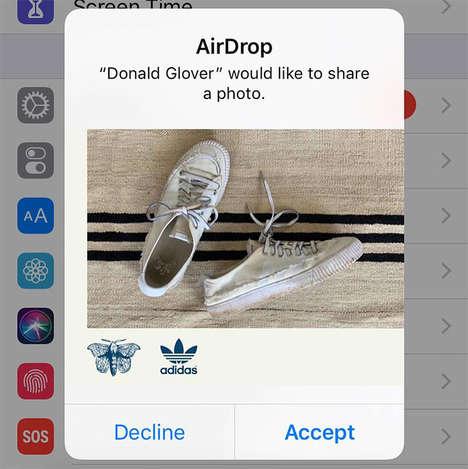 Site-Specific Sneaker Drops