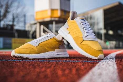 Racer-Honoring Sneakers
