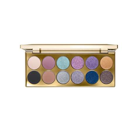 Versatile Metallic Eye Shadows