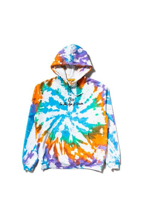 Psychedelic Vibrant Streetwear