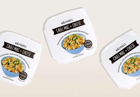 Cauliflower-Based Macaroni Meals
