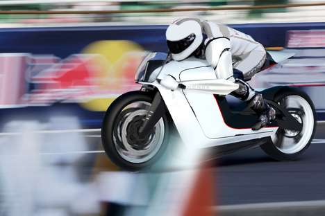 Robotic Motorcyclist Prosthetics
