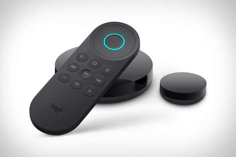 Holistic Home Theater Remotes